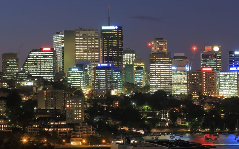 North Sydney Centre