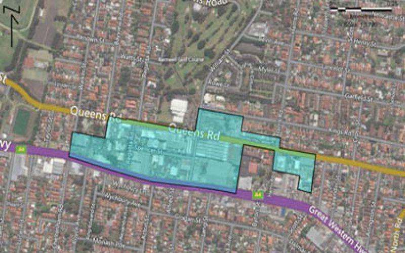 Parramatta Road, Five Dock