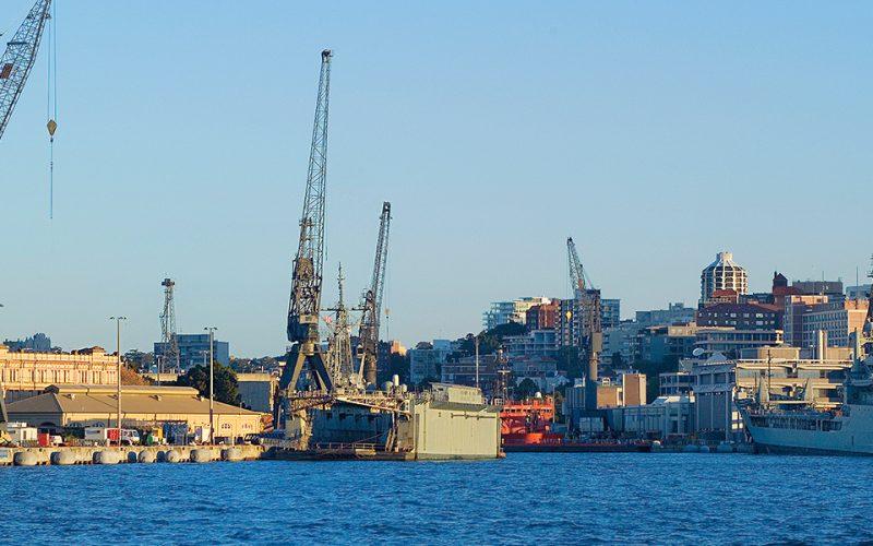 HMAS Platypus Site