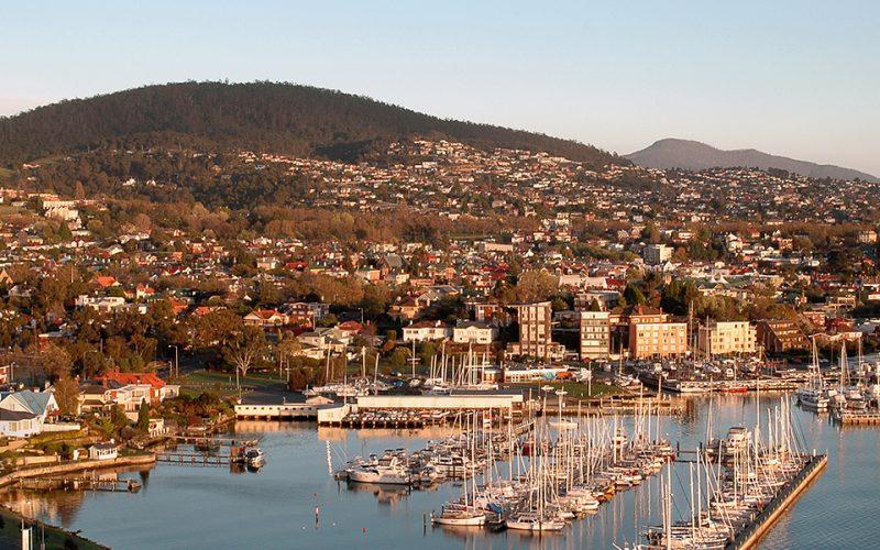 Tasmanian Activity Centres