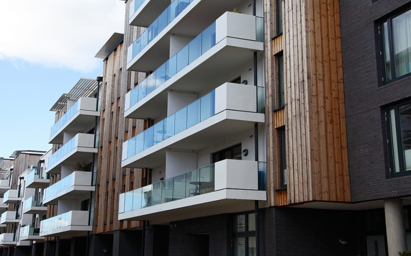 Rhodes East Affordable Rental Housing