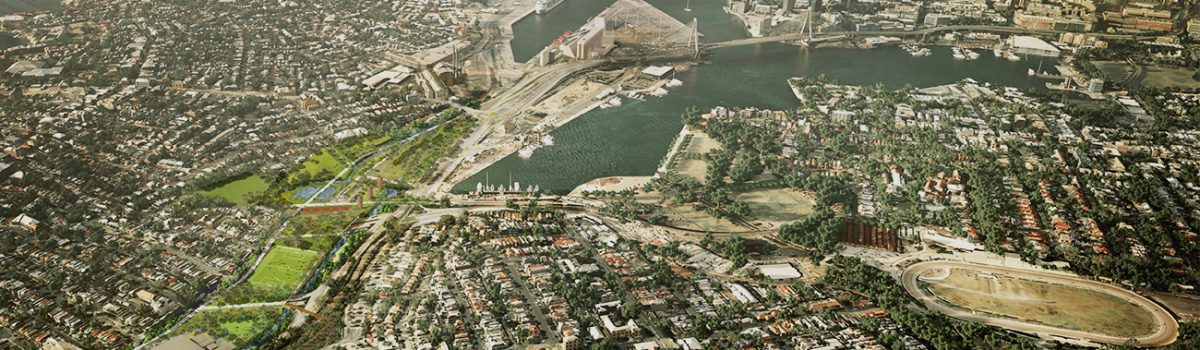 Successful joint bid with David Lock Associates and Aecom for the Parramatta Rd Revitalisation Project (WestConnex)