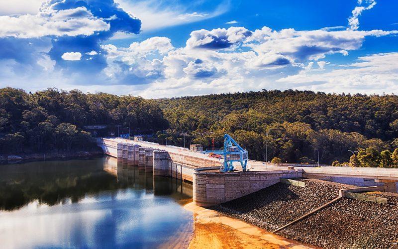 Warragamba Dam Wall Raising