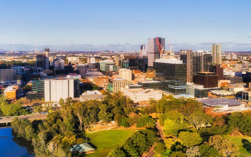Parramatta LGA