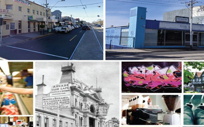 Melbourne team collaborated with the City of Stonnington in a review of neighbourhood activity centres.