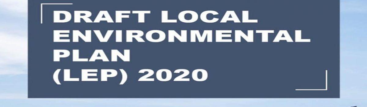 Draft Georges River Local Environmental Plan (LEP) 2020