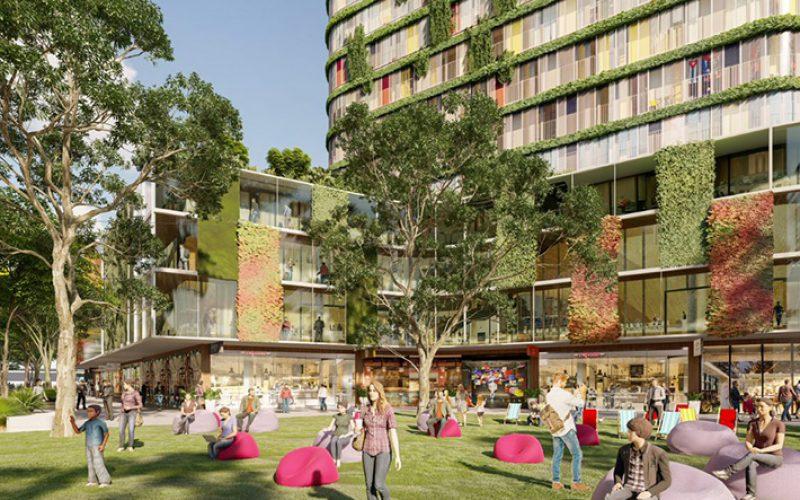 New vision for revitalised Rhodes revealed
